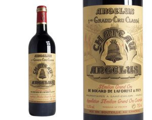 Chateau Angelus, Premier Grand Cru Chateau, the bell is still there fyi
