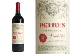 Pétrus, a fantastic producer from Pomerol, coming to a dinner table near you, if you live in Beijing...