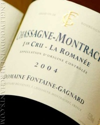 Chassagne-Montrachet starts at around £35