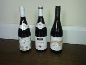 week 11 the wines