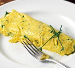 week 12 omelette