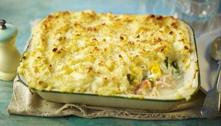 week 31 fish pie
