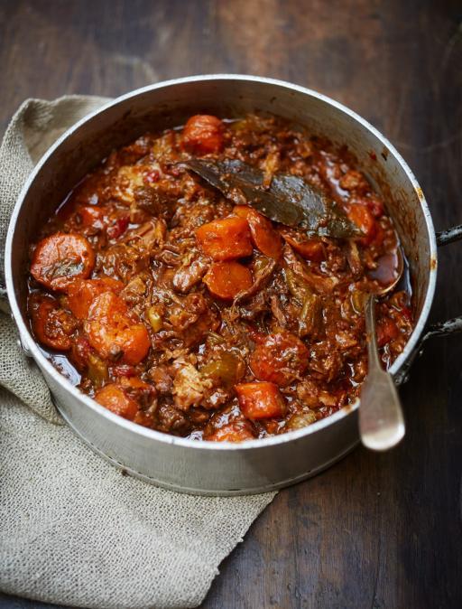 week 35 oxtail stew