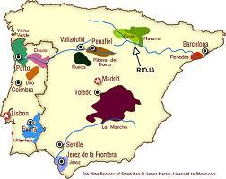 Rioja Map