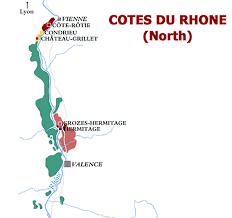 week 45 rhone map