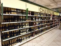 week 51 champagne aisle