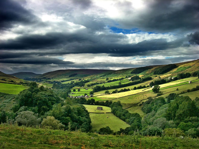 56 - Rolling Hills of England