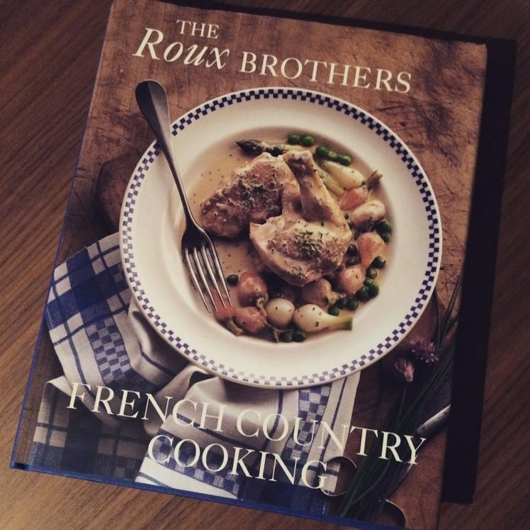 #57 - Roux book