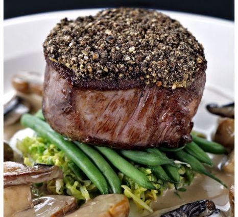 58 - peppered steak