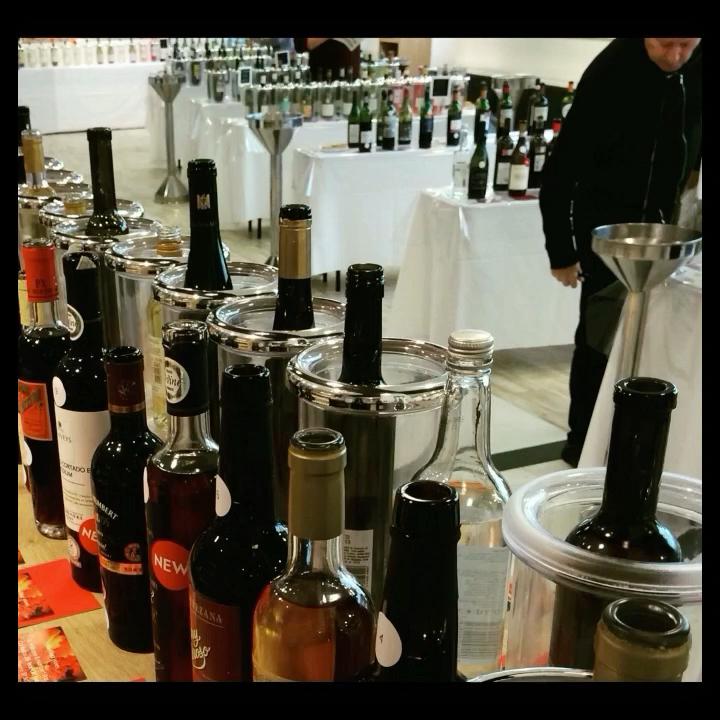 Waitrose Wine Tasting