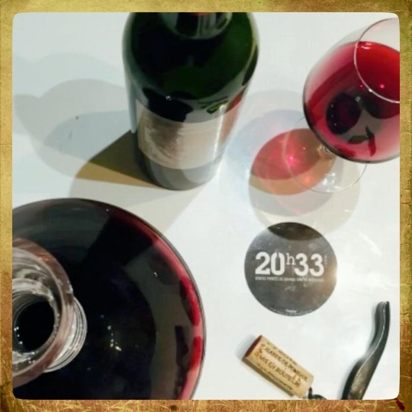 peddling wine