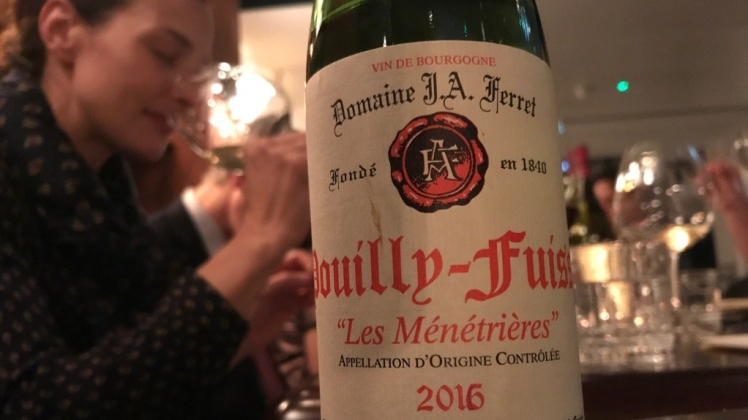 Pouilly Fuisse 2