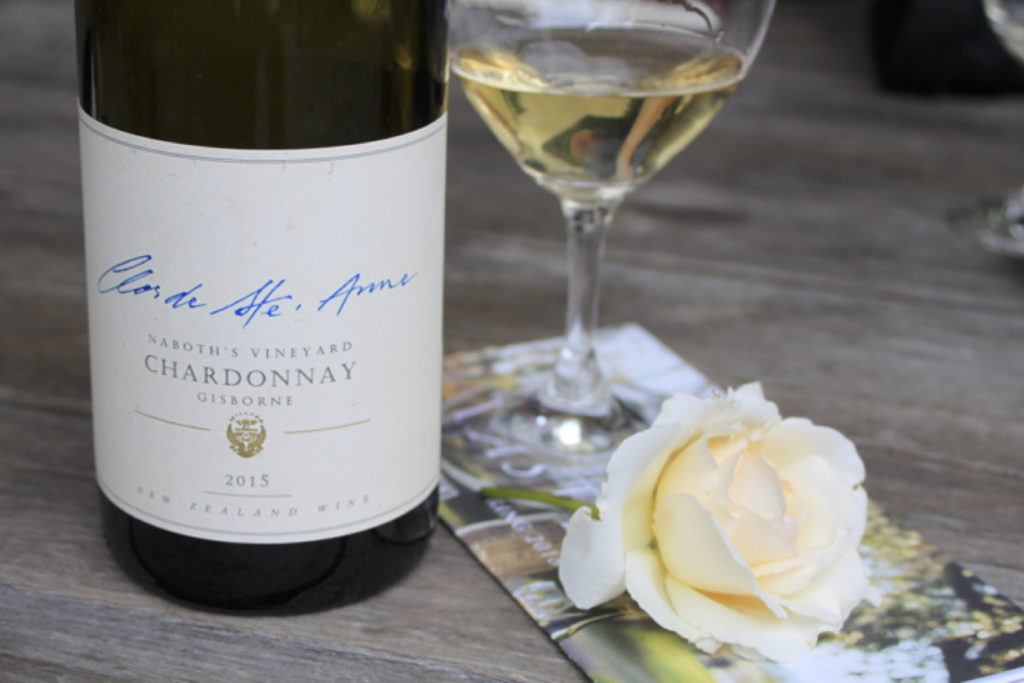James and Annie Millton's Clos Ste Anne Chardonnay